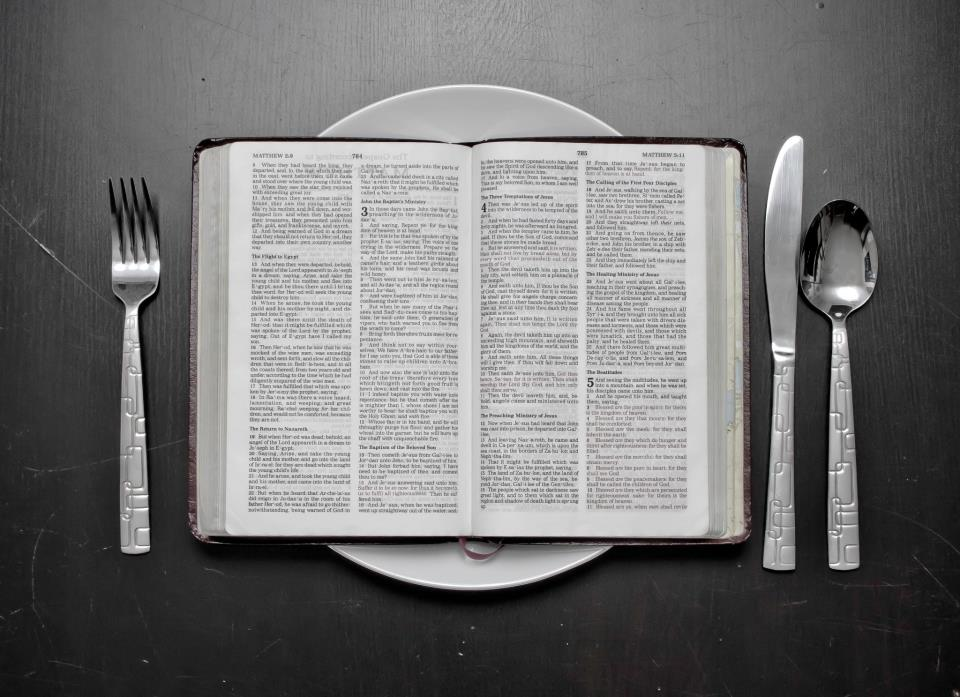 Feed on God's Word