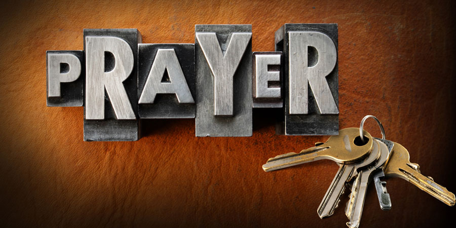 Pray by the Power of the Spirit